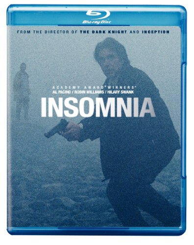 Cover art for  Insomnia [Blu-ray]