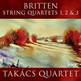 String Quartets Nos.1 2 & 3