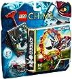 Lego - A1301469 - Anneau De Feu - Chima