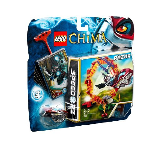 Lego Legends of Chima 70100 - Feuerring