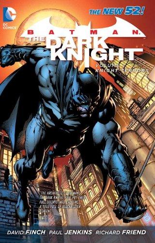 Batman The Dark Knight Vol 1 - Knight Terrors The 52 at Gotham City Store