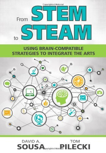 From STEM to STEAM: Using Brain-Compatible Strategies to Integrate the Arts by Sousa, David A. (Anthony), Pilecki, Thomas J. (2013) Paperback (From Stem To Steam compare prices)