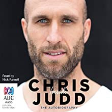 Inside: The Autobiography Audiobook by Chris Judd Narrated by Nick Farnell