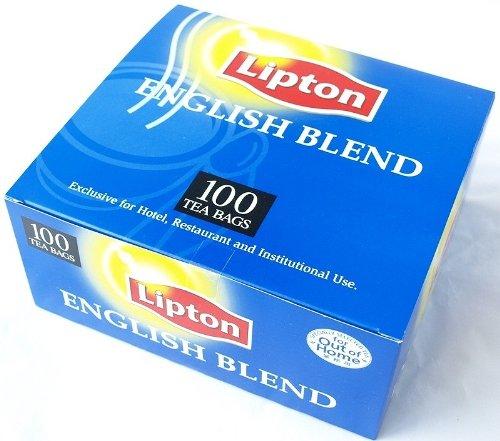 リプトン Lipton イングリッシュブレンド ティーバッグ 226g(100袋) 業務用