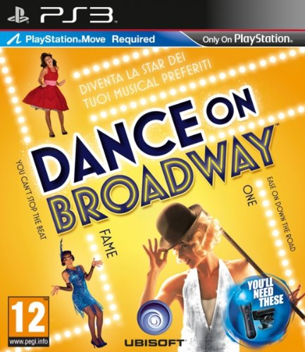 Dance On Broadway - 1