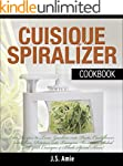 MY CUISIQUE VEGETABLE SPIRALIZER COOK...