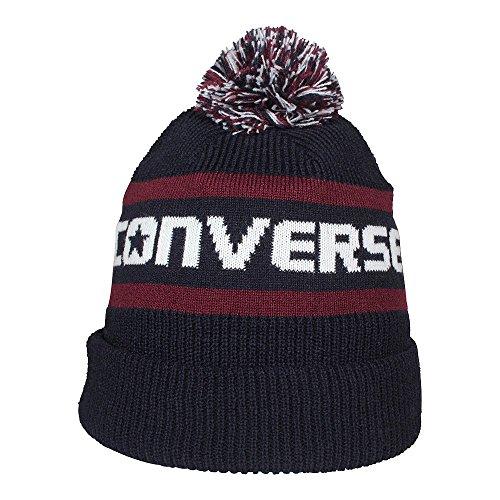 Converse -  Cappellino da baseball  - Uomo Navy/White Taglia unica