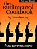 img - for 1001W/CD - The Rudimental Cookbook - Book & CD book / textbook / text book