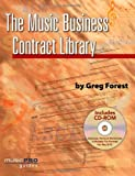 img - for Music Business Contract Library (Hal Leonard Music Pro Guides) book / textbook / text book