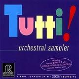 Tutti Orchestral Sampler