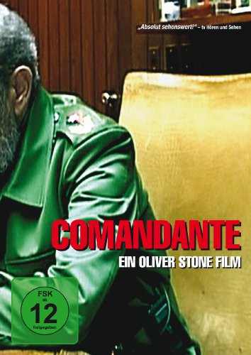 Comandante [Alemania] [DVD]