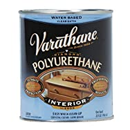Varathane Interior Water-Based Polyurethane-INT SAT W/B POLYURETHANE