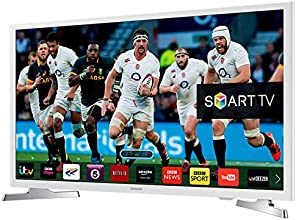 Samsung Series 4 UE32J4510 32-Inch Widescreen HD Ready LED Smart TV with Built-In Wi-Fi and Freeview HD - White