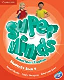 img - for Super Minds American English Level 4 Student's Book with DVD-ROM book / textbook / text book
