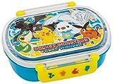 ポケットモンスター(ベストウィッシュ) 食洗機対応タイトランチボックス小判 QA2BA