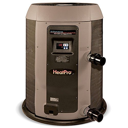 Hayward HP21104T HeatPro Titanium 110,000 BTU AHRI Residential Pool Heat Pump