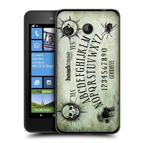 Head Case Designs Moss Board Spirit Boards Protective Snap-On Hard Back Case Cover For Nokia Lumia 630 Dual Sim 630 635