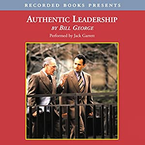 Authentic Leadership Audiobook