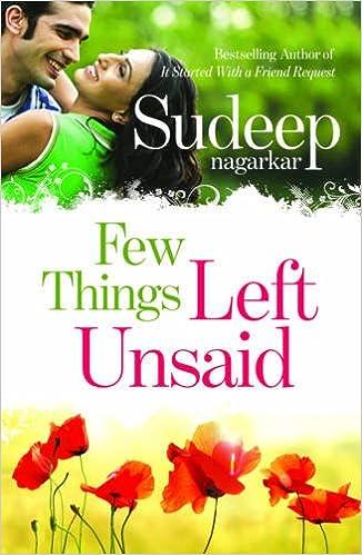 Few Things Left Unsaid Sudeep Nagarkar pdf Download