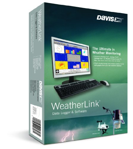 Davis WeatherLink IP Software for Vantage Pro and Weather Envoy