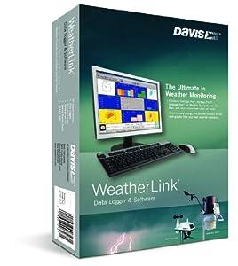 Davis WeatherLink IP Software for Vantage Pro and Weather Envoy by Davis Instruments