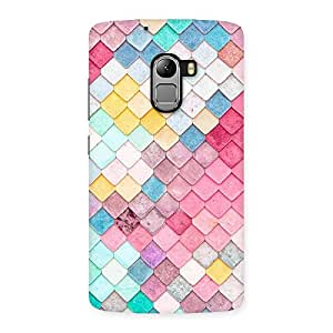 The Awesome Patterns of Rock Back Case Cover for Lenovo K4 Note