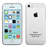 Product B00ITVYDDW - Product title High Quality Clear TPU Gel Case for iPhone 5C - (100% Transparent Clear)