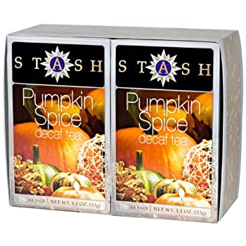 Decaf Pumpkin Spice Tea Boxed Set