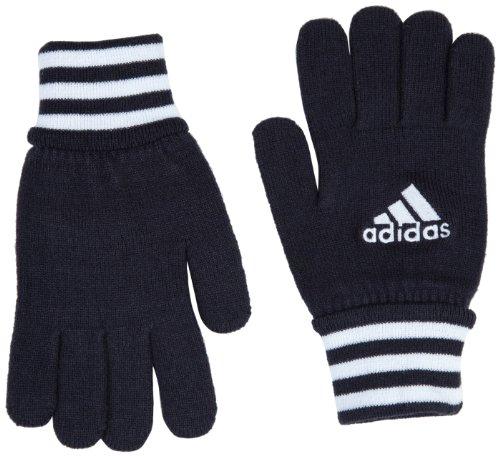 adidas, Guanti Uomo Fieldplayer, Nero (schwarz/weiß), M
