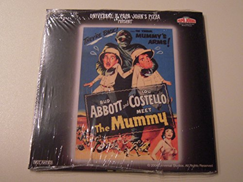 "The Munsters ""Munster Masquerade"" and Abbott and Costello Meet The Mummy - 1"
