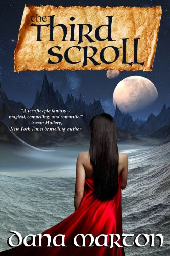 The Third Scroll (Hardstorm Saga 1)
