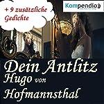 Dein Antlitz | Hugo von Hofmannsthal