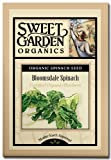 Search : Bloomsdale Spinach - Certified Organic Heirloom Seeds
