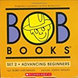 Bob Books Set 2-Advancing Beginners (0439845025) by Bobby Lynn Maslen