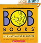 Bob Books Set 2- Advancing Beginners:...