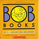 Bob Books Set 2-Advancing Beginners ~ Bobby Lynn Maslen