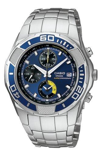 Blue Dial Dive Watch