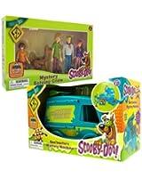 Scooby Doo - Goo Mystery Machine & Mystery Résoudre Set Crew