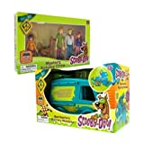 Scooby Doo - Goo Mystery Machine & Mystery Solving Crew Set by Character