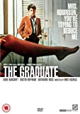 The Graduate [DVD] [1967] - Mike Nichols