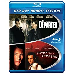 Internal Affairs / Departed [Blu-ray]