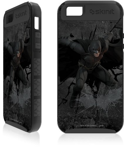 Great Sale The Dark Knight in Action Apple iPhone 5 / 5s Cargo Case