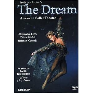 فروش باله رویا The Dreamاثر فلیکس مندلسون Felix Mendelssohn