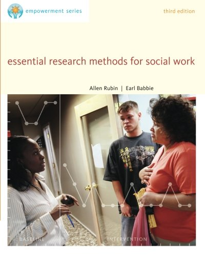 Brooks/Cole Empowerment Series: Essential Research...