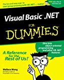VisualBasic .NET For Dummies (0764508679) by Wang, Wallace