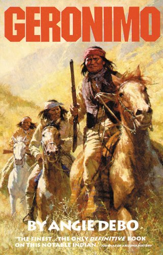 Geronimo: The Man, His Time, His Place (The Civilization Of The American Indian Series) front-1054311