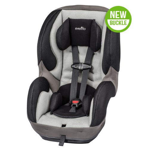 Evenflo SureRide DLX Convertible Car Seat, Paxton - Reviews ...