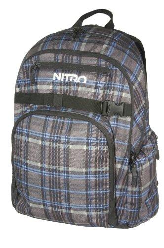 Nitro Snowboards Rucksack Chase,Logo horizontal,  50x37x21cm