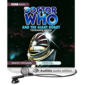 Doctor Who and the Giant Robot (Unabridged)