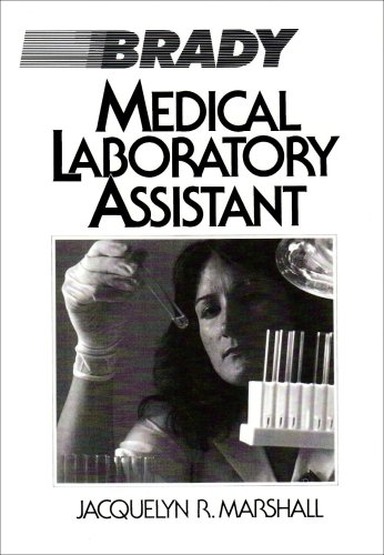 Medical Laboratory Assistant, The